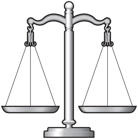 trial balance: Balanzas de pesaje, la balanza