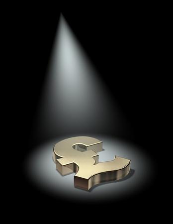searchlight: Spotlight on the pound