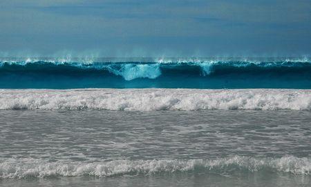 Breakers at Back Beach, Cheynes Beach, Western Australia
