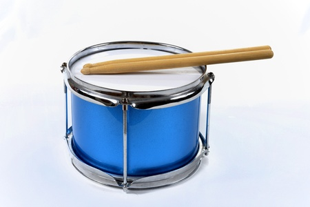 drum with drumsticks photo