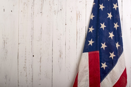 Flag of the United States of America Reklamní fotografie