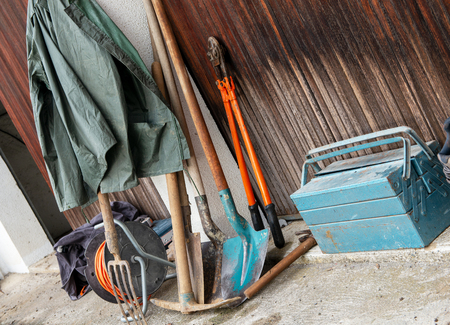 different tools for construction