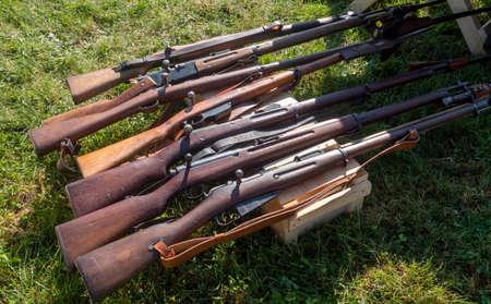 the Soviet weapons of the second world war Foto de archivo