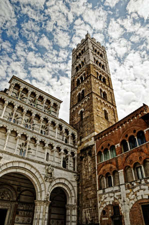 lucca: Lucca cathedral