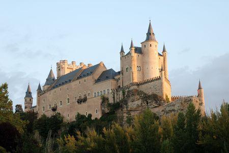 segovia: The Alcazar of Segovia, Spain
