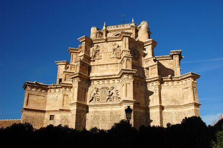 Old Church in Granada, Spain photo