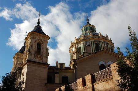 juan: Cathedral San Juan De Dios, Granada, Spain