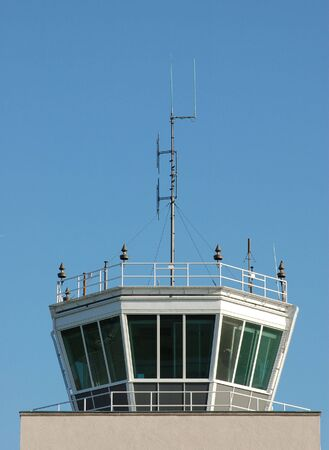 Control Tower of an airport photo
