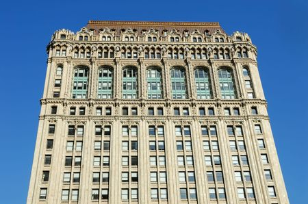 artdeco: Art Deco edificio en Manhattan, Nueva York