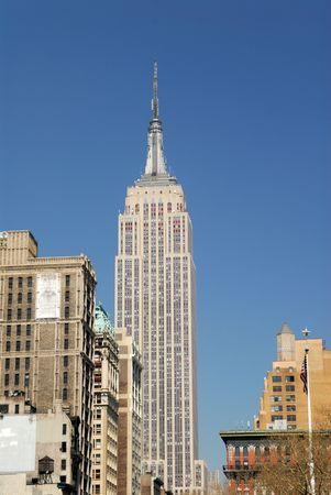 artdeco: Empire State Building en Nueva York