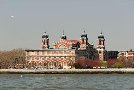The immigration museum on Ellis Island, New York photo