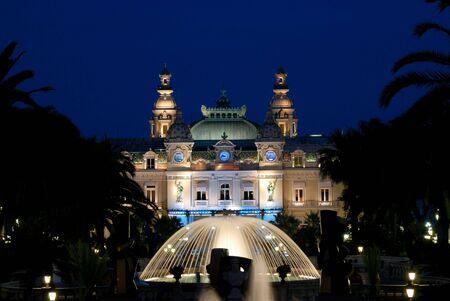 Monte Carlo Casino in Monaco photo