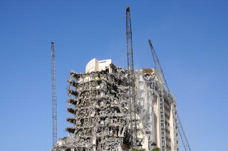 Building demolition Stock Photo - 4388751