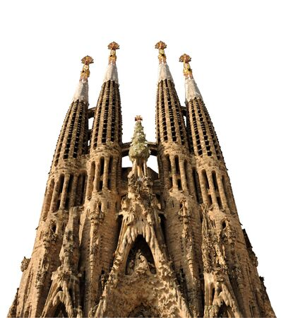 Sagrada Familia, Barcelona Spain