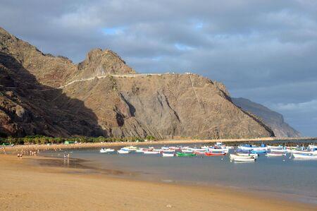 Playa de Las Teresitas, Canary Island Tenerife, Spain Stock Photo - 5692583