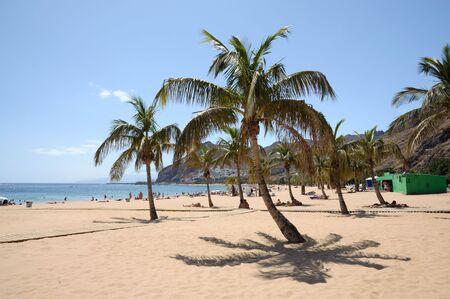 Playa de Las Teresitas, Canary Island Tenerife, Spain Stock Photo - 5751996