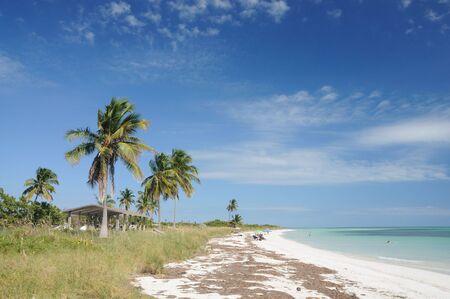 honda: Beach at Bahia Honda, Florida Keys, USA