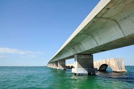 Bridge Across the Florida Keys  photo