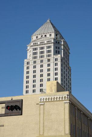 artdeco: Edificios en el centro de Miami, Florida  Foto de archivo