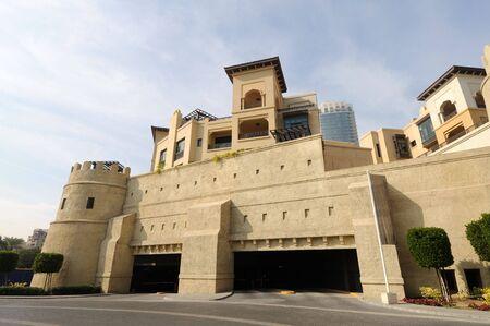 Arabe Architecture moderne de Style à Dubai, United Arab Emirates Banque d'images - 6347195