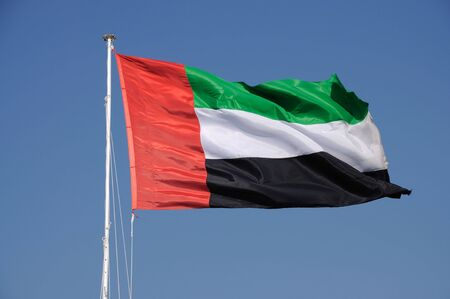Flag of the United Arab Emirates photo
