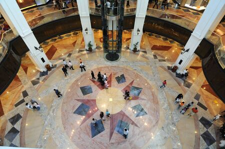 the emirates: Dubai, el 22 de enero de 2010: Mall de los Emiratos, Dubai Emiratos �rabes Unidos