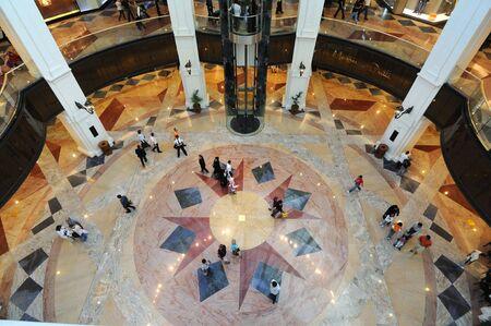 Dubai, January 22 2010: Mall of the Emirates, Dubai United Arab Emirates
