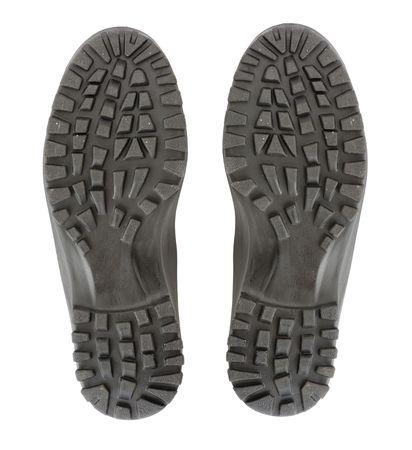 Shoe sole isolated over white background Stock Photo - 6601296