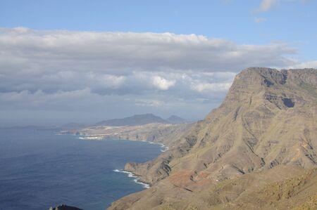 gran: Coast of Gran Canaria, Spain