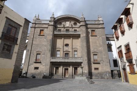 House of Colubus in Las Palmas de Gran Canaria Stock Photo - 6993887