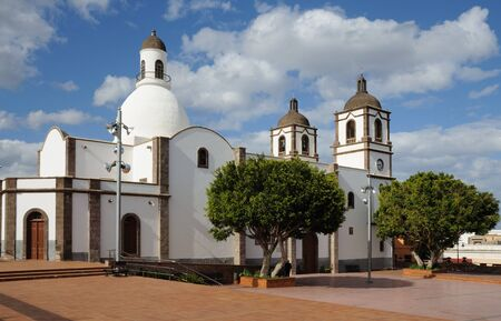 gran canaria: Church in Ingenio, Gran Canaria Spain