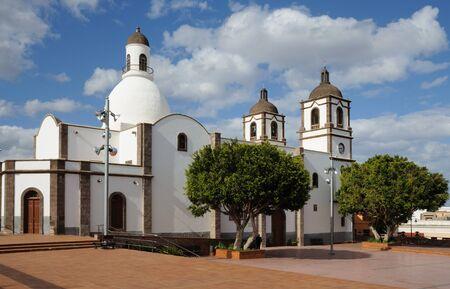 gran: Church in Ingenio, Gran Canaria Spain