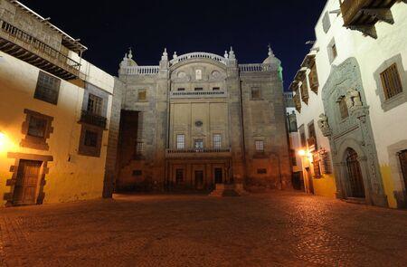Casa de Colon (Columbus House) in Las Palmas de Gran Canaria, Spain Stock Photo - 6994029