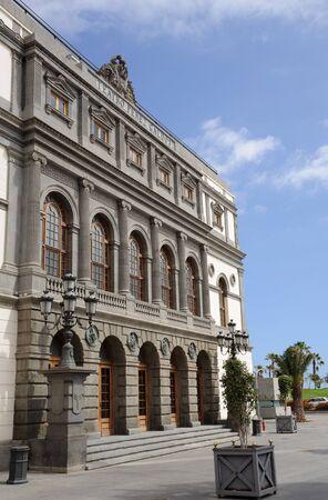 gran: Theater Perez Caldos in Las Palmas de Gran Canaria, Spain