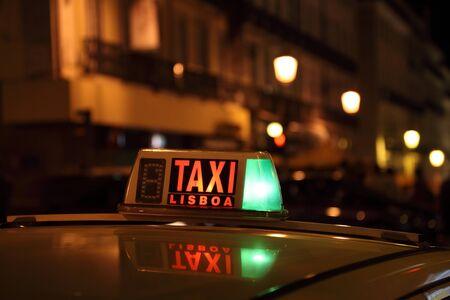 Lisbon Taxi photo