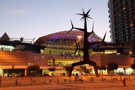 Vasco da Gama Shopping Centre in Lisbon, Portugal. Photo taken at 26 June 2010