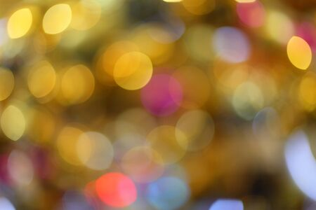 defocus: Abstract colorful defocus background
