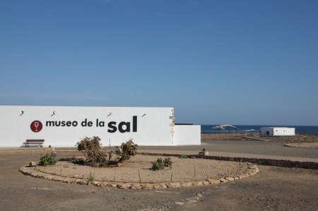 saltmine: Museo de la Sal on Canary Island Fuerteventura, Spain. Photo taken at 28th of May 2009