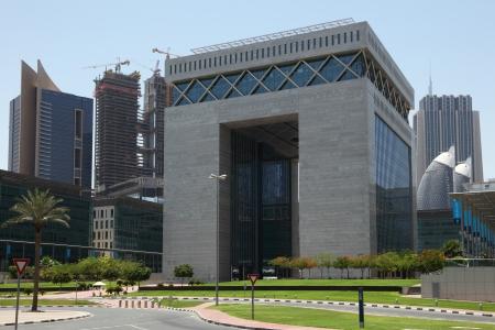 The Dubai International Financial Centre (DIFC), United Arab Emirates. Photo taken at 27th of Mai 2011