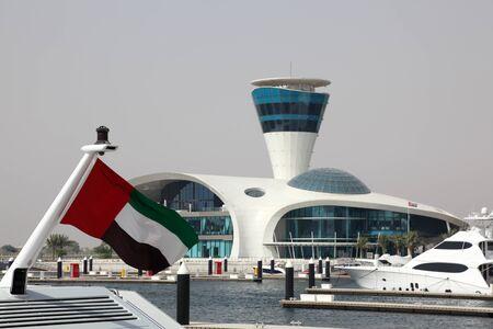 gcc: Abu Dhabi Marina, United Arab Emirates