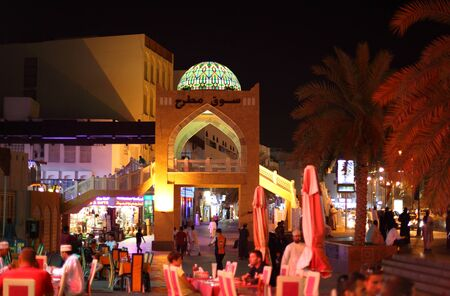 muttrah: Nightlife in Muttrah, Muscat, Sultanate of Oman. Photo taken at 11th of June 2011