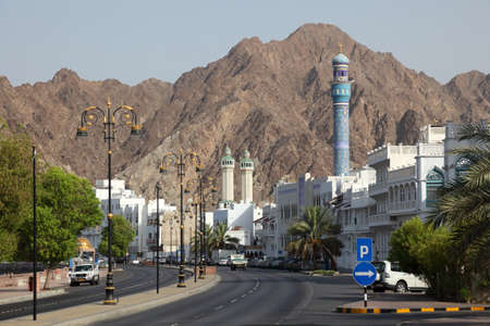 muttrah: Muttrah Corniche, Muscat, Sultanate of Oman. Photo taken at 8th of June 2011