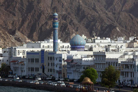 muttrah: Muttrah Corniche, Muscat, Sultanate of Oman. Photo taken at 10th of June 2011