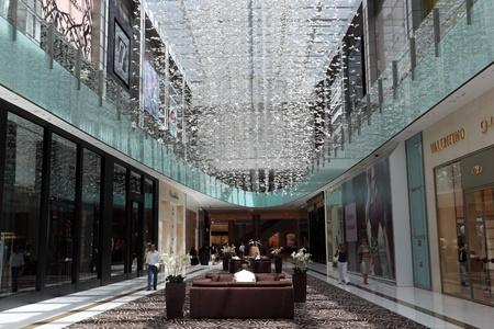 Inside of the Dubai Mall, United Arab Emirates. Photo taken at 27th of Mai 2011