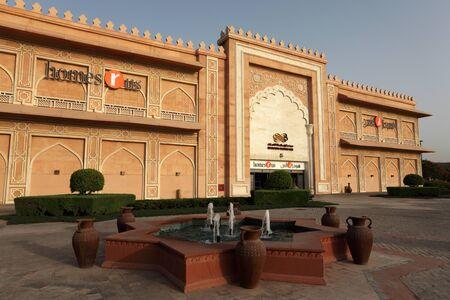 Ibn Battuta Shopping Mall in Dubai, United Arab Emirates. Photo taken at 6th of June 2011