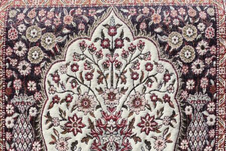 Beautiful oriental carpet, Istanbul Turkey