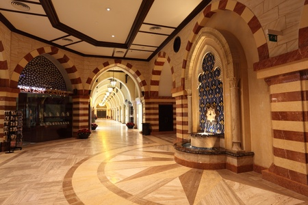 Gold Souk inside of the Dubai Mall, Photo taken at 27th of Mai 2011