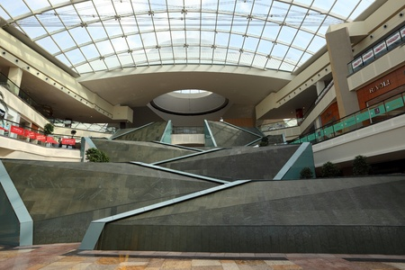 Dubai Festival City Shopping Mall, United Arab Emirates. Photo taken at 17th of January 2012