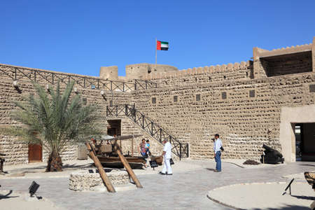Dubai Museum, United Arab Emirates. Photo taken at 18th of January 2012