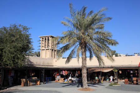 suq: Souq in the Dubai Heritage Village. Photo taken at 18th of January 2012